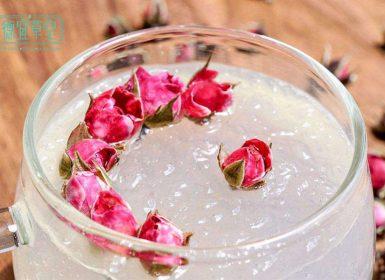燕窝能和玫瑰花一起炖吗