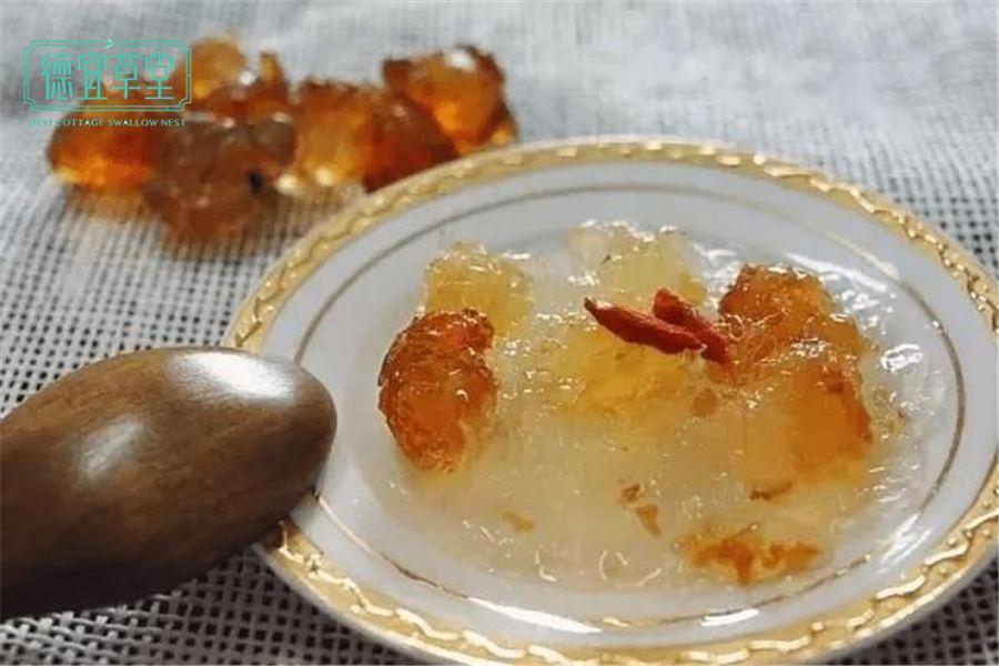 吃桃胶燕窝会回奶吗